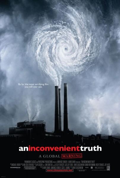 An Inconvenient Truth movie font