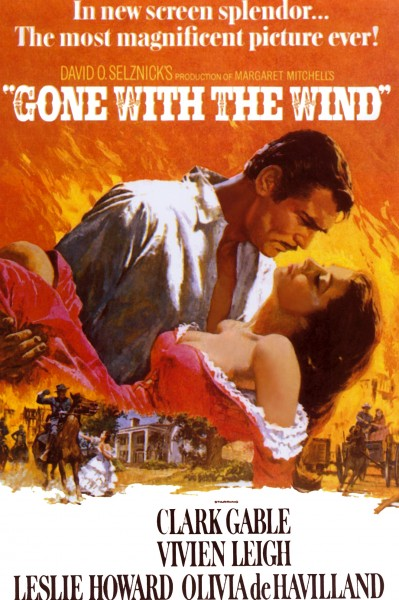 Gone with the Wind movie font