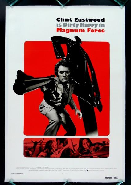 Magnum Force movie font