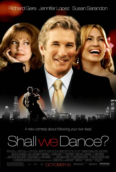 Shall we Dance? movie font
