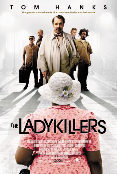 The Ladykillers movie font