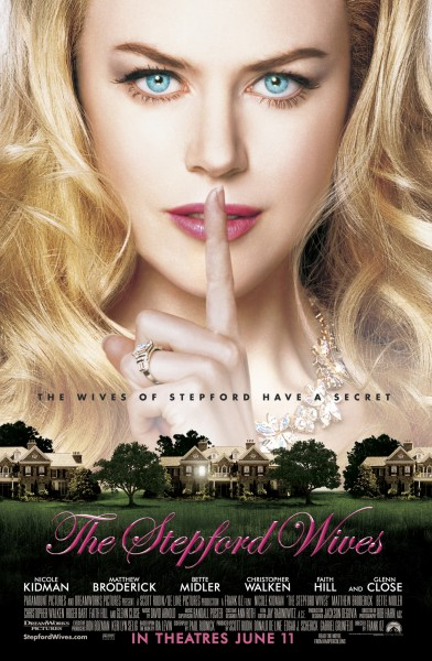The Stepford Wives movie font
