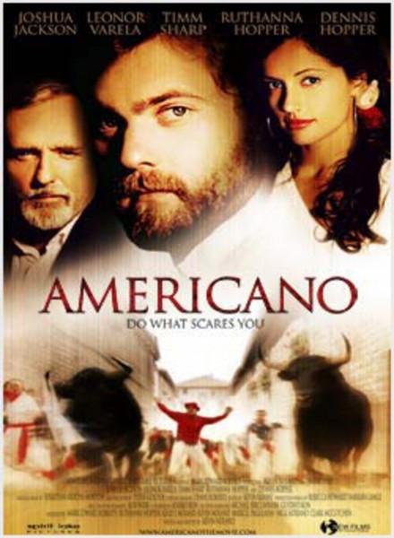 Americano movie font