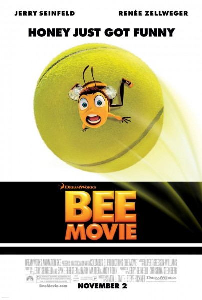 Bee Movie movie font
