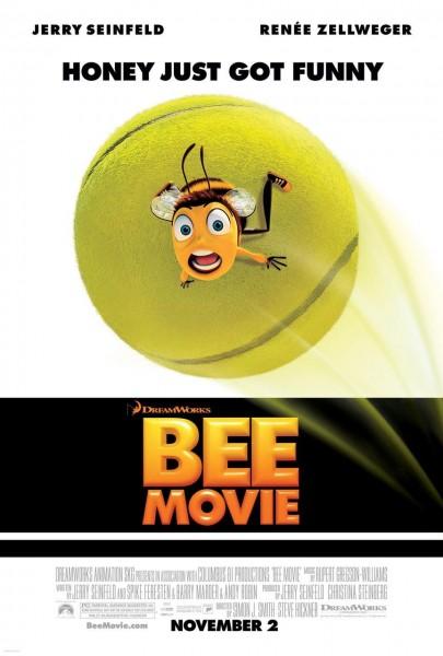 Bee Movie movie font