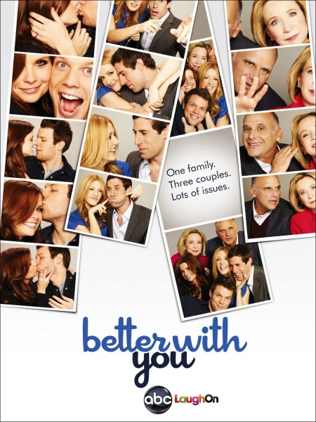 Better with You movie font