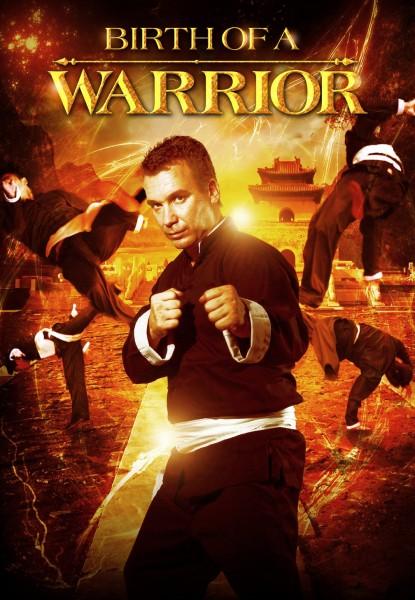 Birth of a Warrior movie font