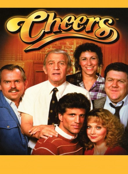 Cheers movie font