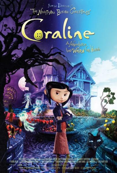 Coraline movie font