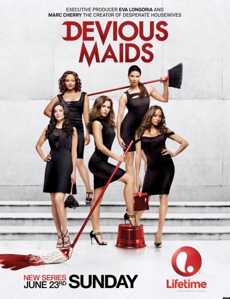 Devious Maids movie font