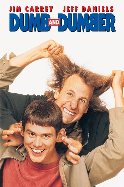 Dumb and Dumber movie font