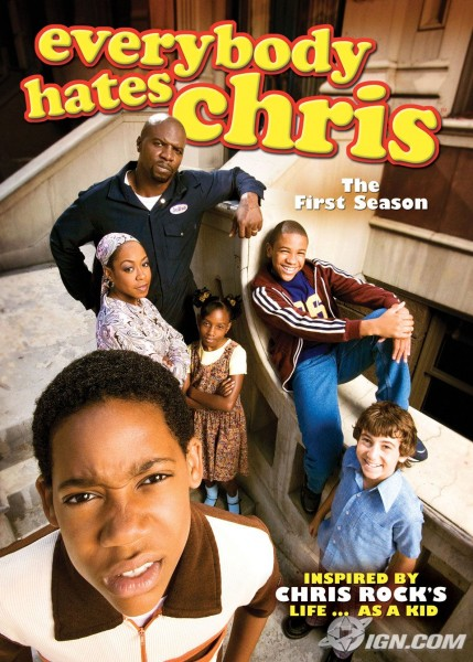 Everybody Hates Chris movie font