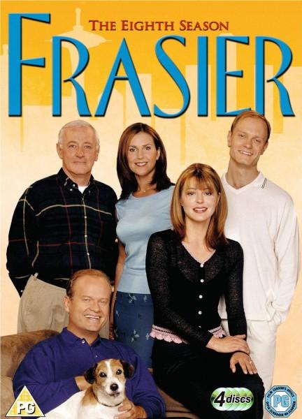 Frasier movie font