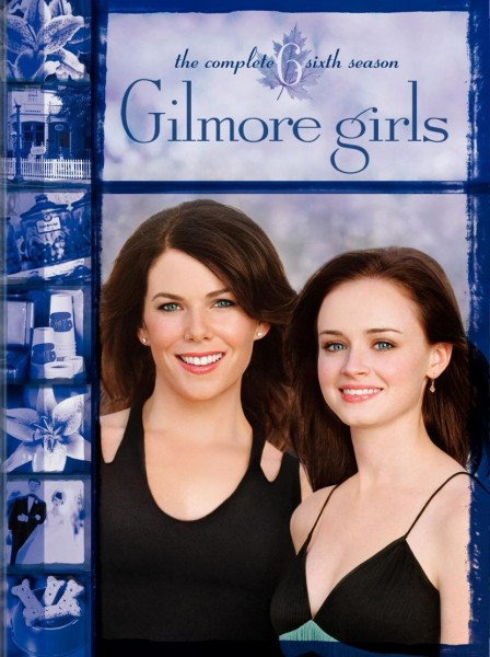 Gilmore Girls movie font