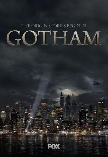 Gotham movie font