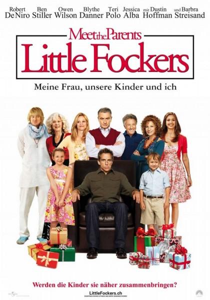Little Fockers movie font