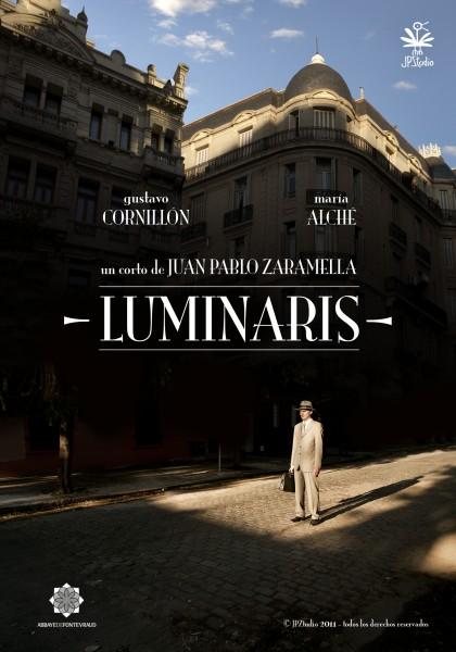 Luminaris movie font
