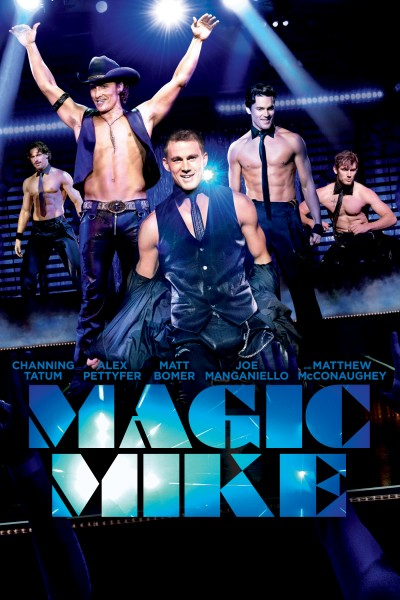 Magic Mike movie font