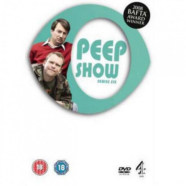Peep Show movie font