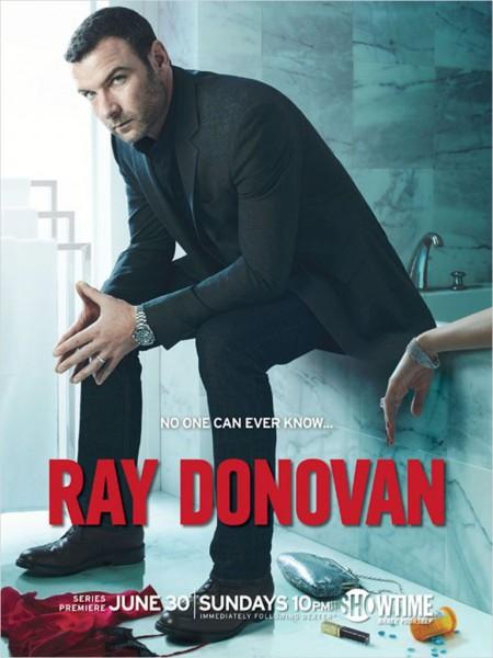 Ray Donovan movie font