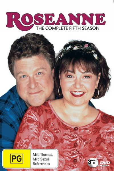 Roseanne movie font