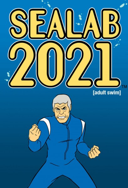 Sealab 2021 movie font