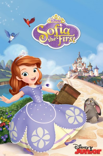 Sofia the First movie font