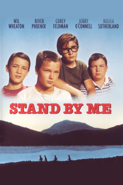 Stand by Me movie font