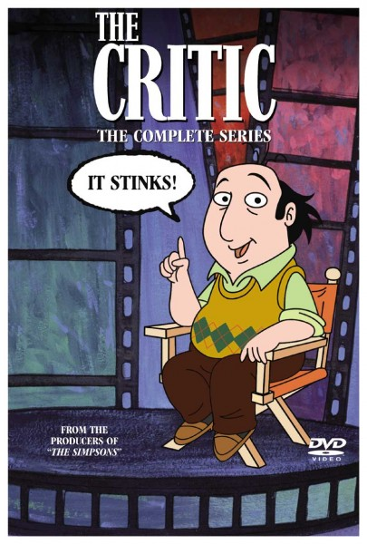 The Critic movie font