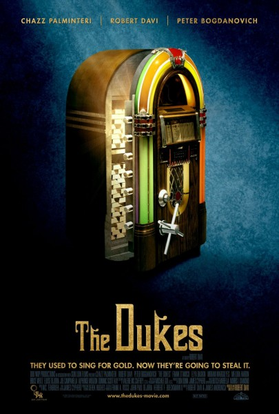 The Dukes movie font