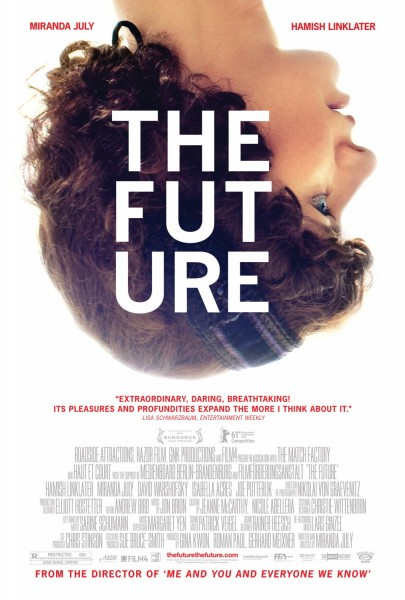 The Future movie font