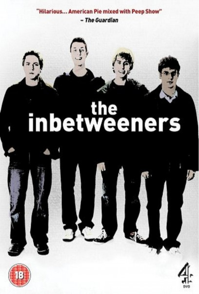 The Inbetweeners movie font