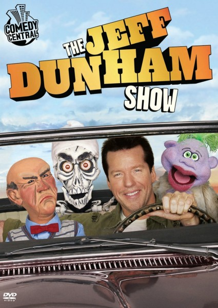 The Jeff Dunham Show movie font