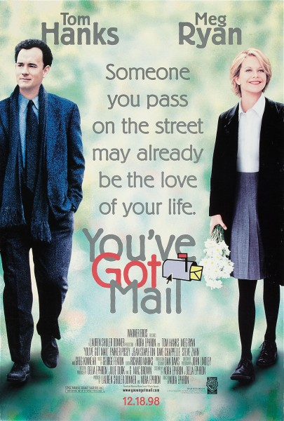 You've Got Mail movie font