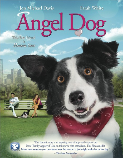 Angel Dog movie font