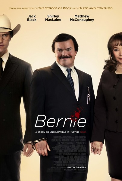 Bernie movie font