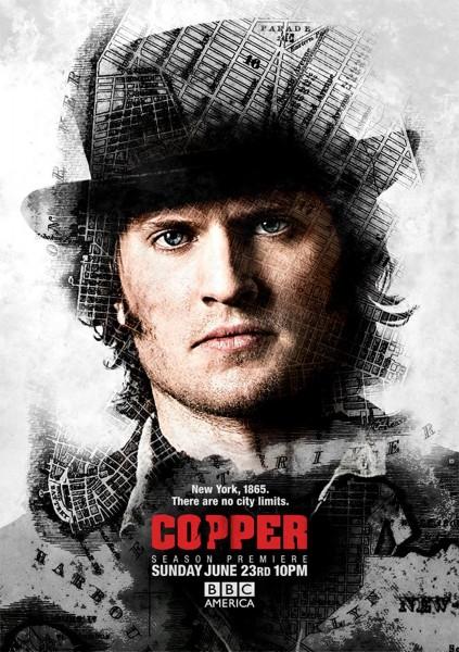 Copper movie font