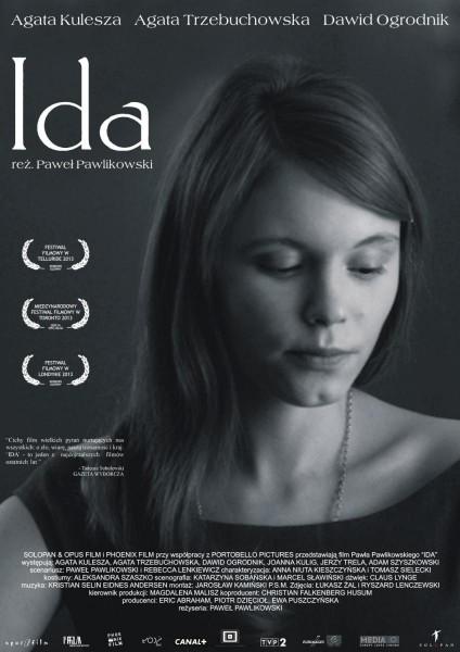 Ida movie font