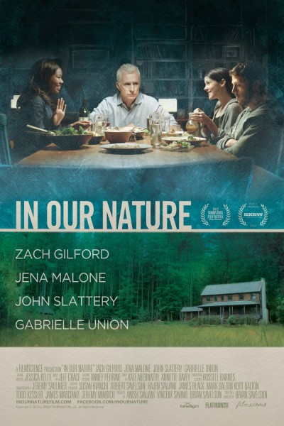 In Our Nature movie font