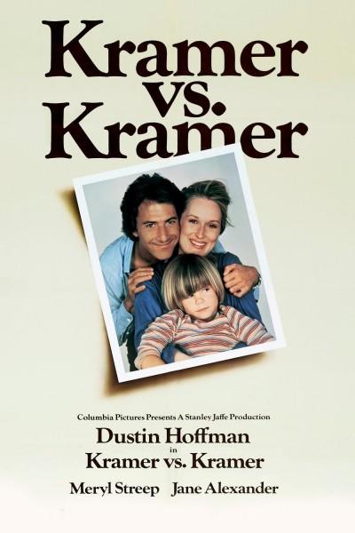 Kramer vs. Kramer movie font