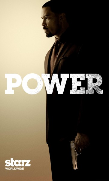 Power movie font