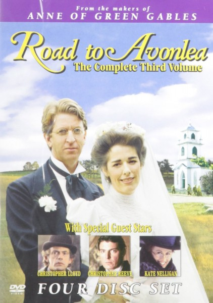 Road to Avonlea movie font