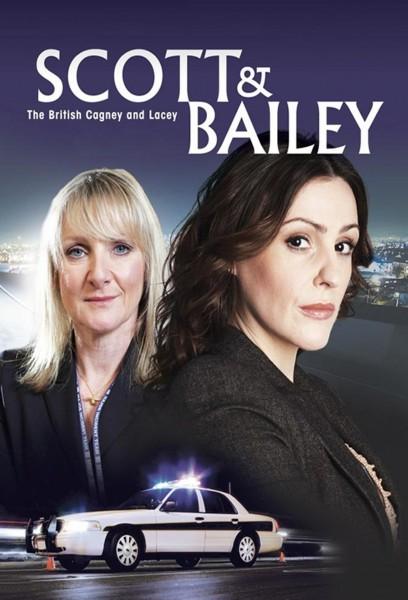 Scott & Bailey movie font