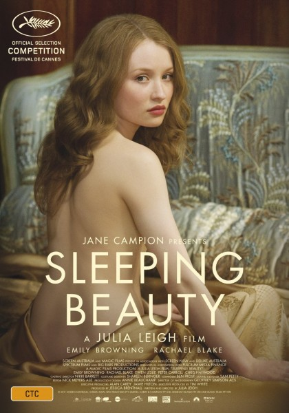 Sleeping Beauty movie font
