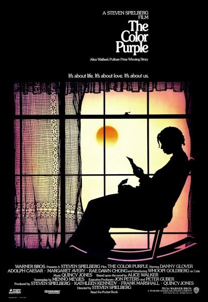 The Color Purple movie font