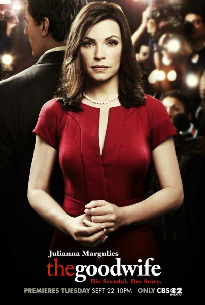The Good Wife movie font