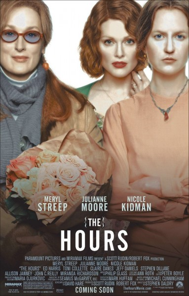 The Hours movie font