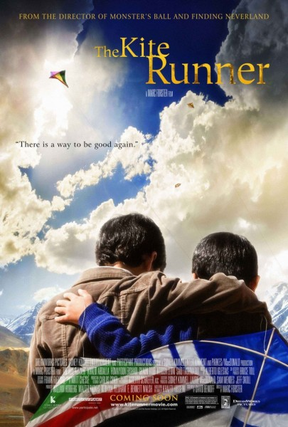The Kite Runner movie font