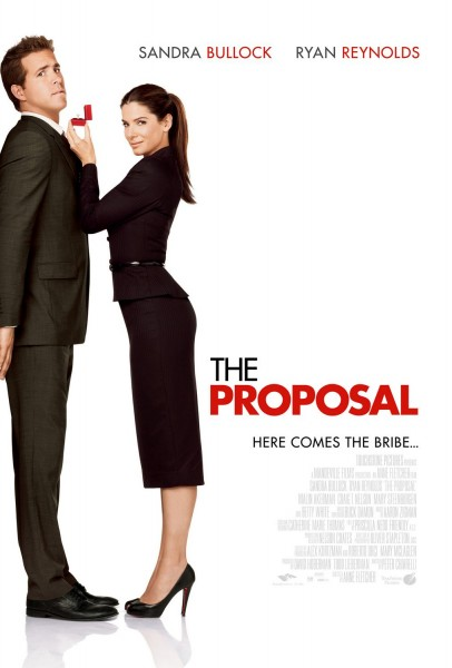 The Proposal movie font