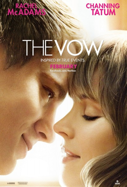 The Vow movie font